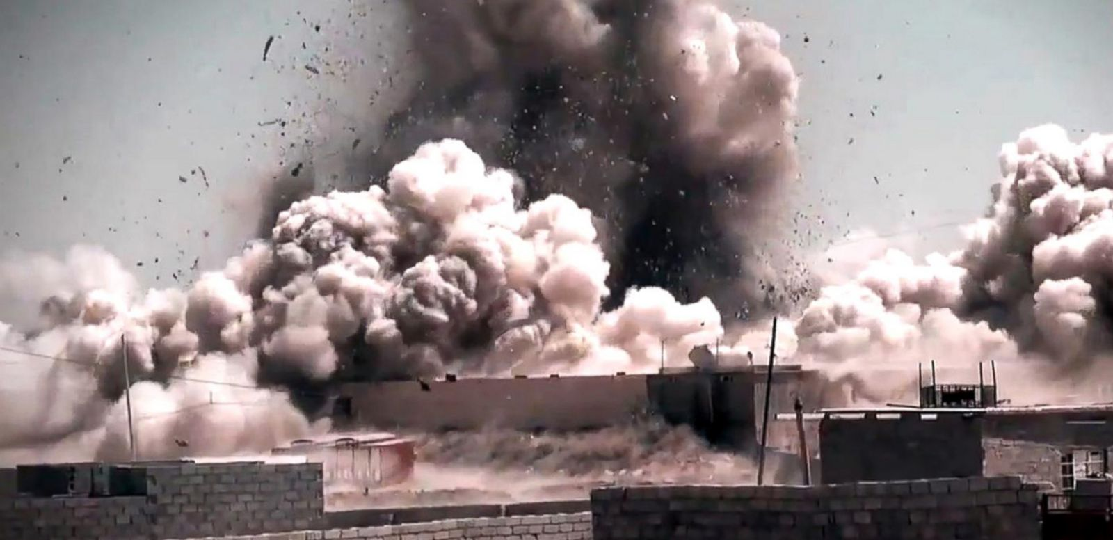 VIDEO: U.S. at Odds With Russia Over Syrian Airstrikes