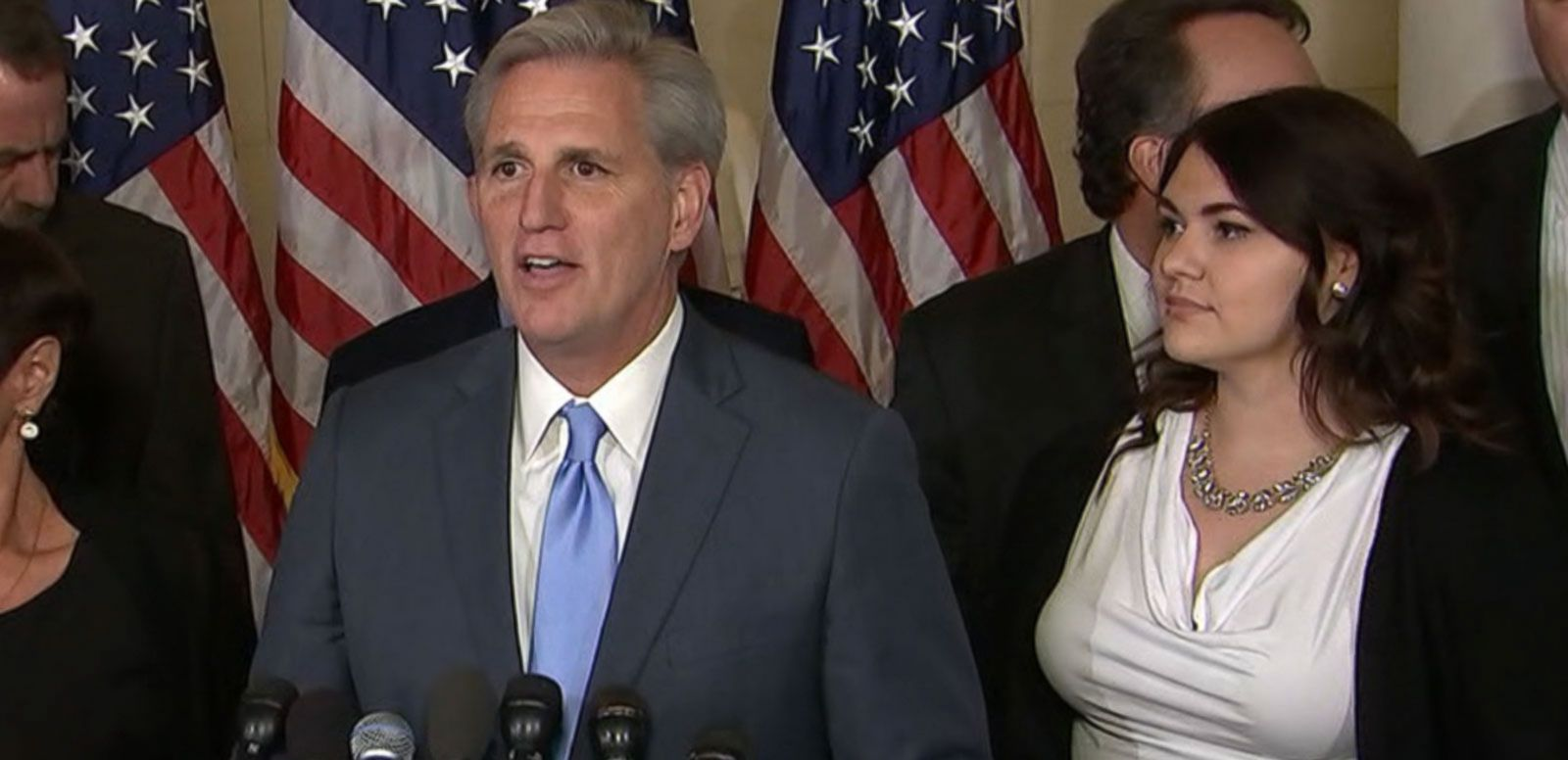 VIDEO: House in Chaos After Kevin McCarthy Drops Speaker Bid