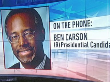 VIDEO: Ben Carson on West Point Controversy