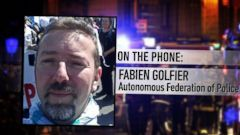 VIDEO: Fabien Golfier: A Possibility One of The Attackers Got Away