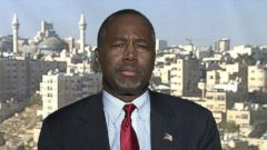 VIDEO: Ben Carson on Trip to Jordan and 2016 Presidential Race