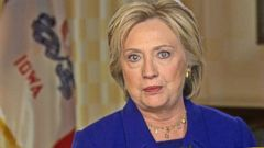 VIDEO: Hillary Clinton on Iowa Caucuses and 2016 Presidential Race