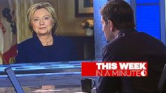 VIDEO: This Week In A Minute: 1.31.2016
