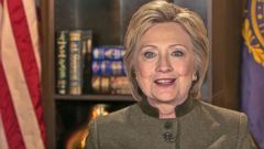 VIDEO: Hillary Clinton on New Hampshire Primary and 2016 Presidential Race