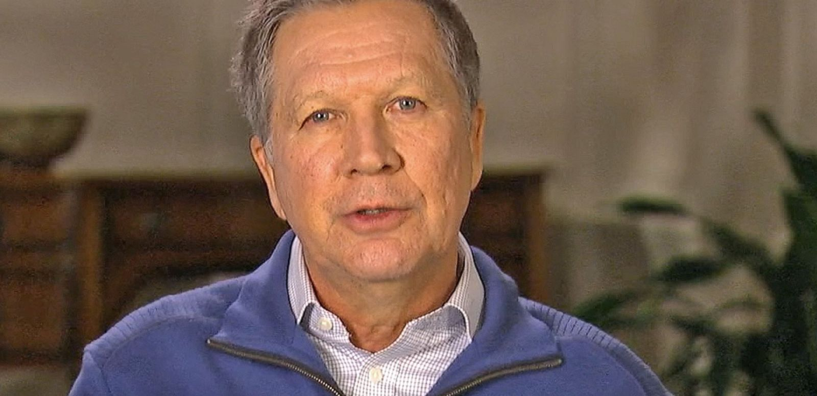 VIDEO: Gov. John Kasich on Death of Justice Scalia, 2016 Presidential Race
