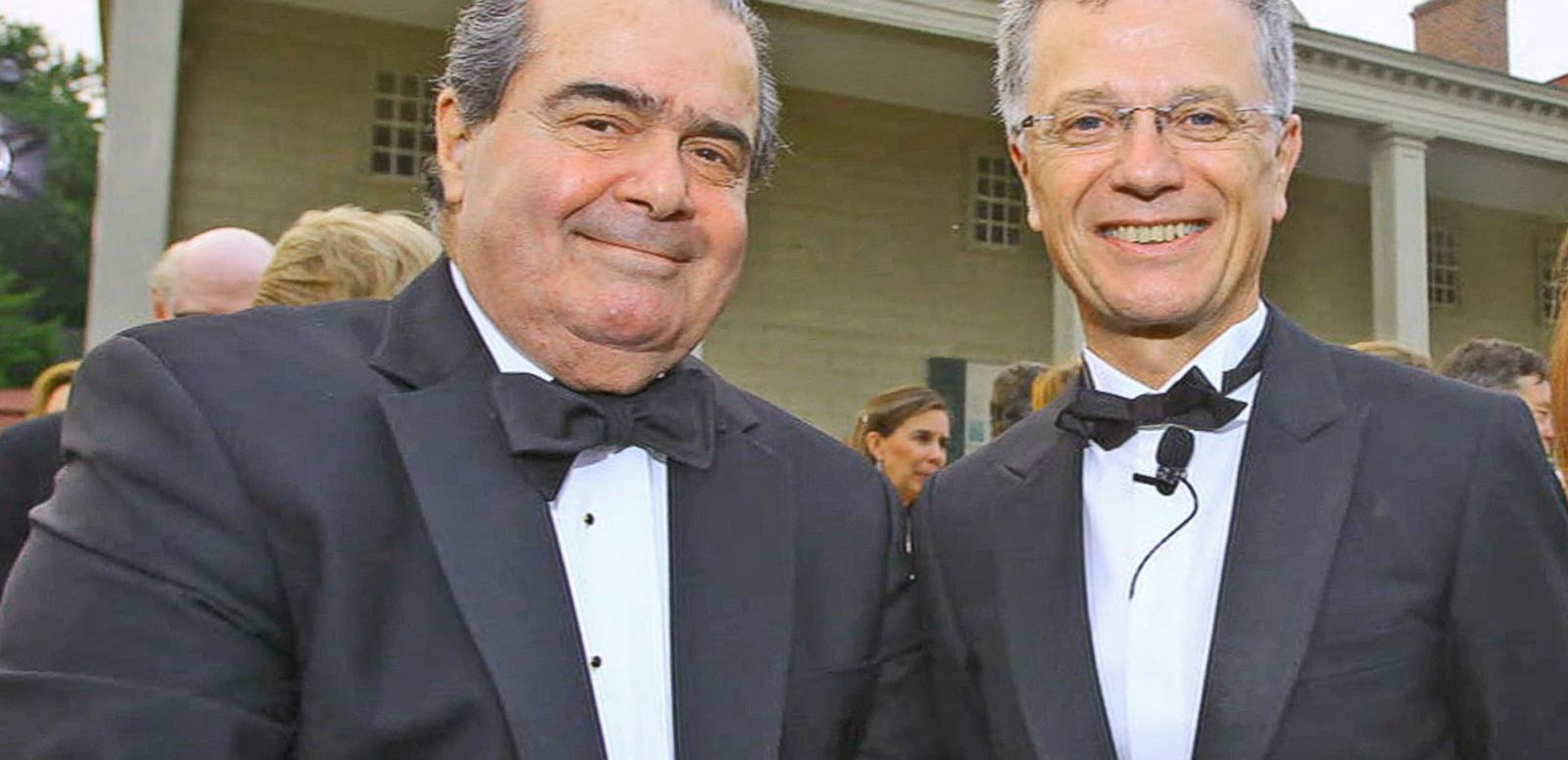 VIDEO: Justice Antonin Scalia Dies at Age 79