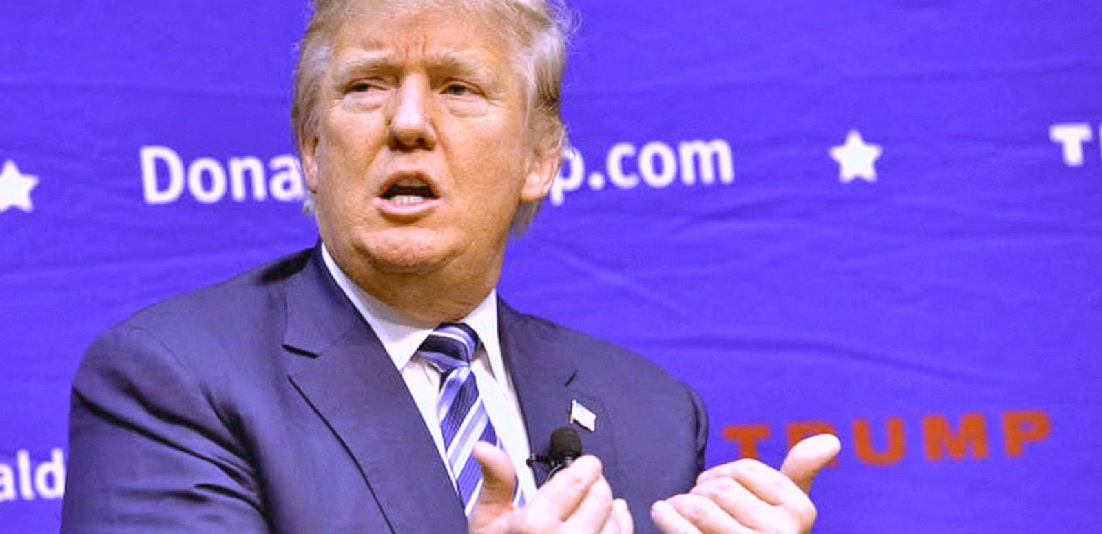 VIDEO: Donald Trump on Death of Justice Scalia, 2016 Presidential Race