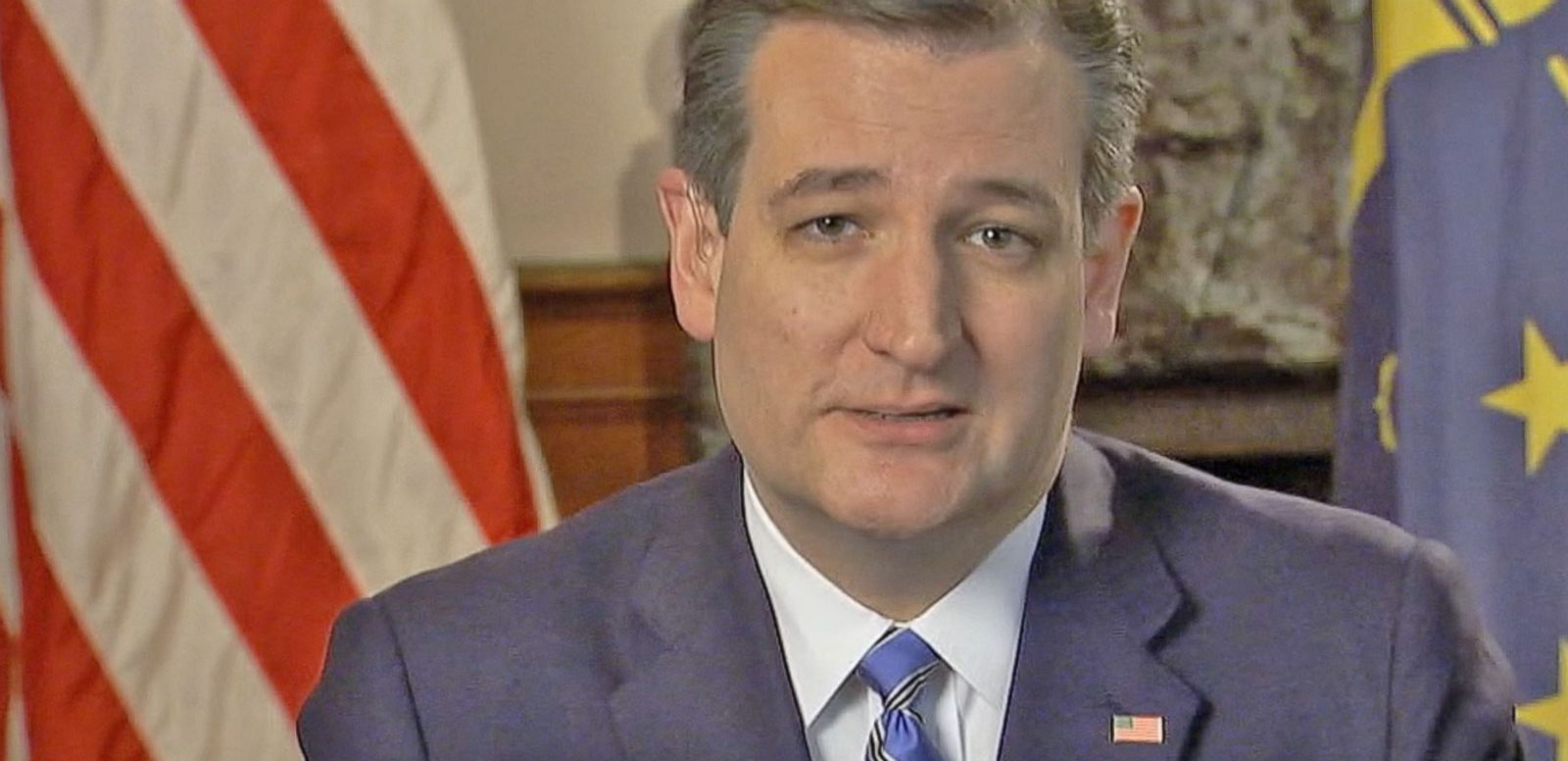 VIDEO: Cruz Vows to 'Go the Distance' Ahead of Crucial Indiana Primary