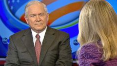 VIDEO: Robert Gates on Trumps Foreign Policy Speech, 2016 Presidential Race