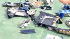 VIDEO: Mystery Over EgyptAir Flight 804
