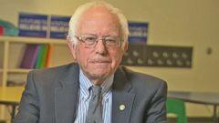 VIDEO: Sen. Bernie Sanders on 2016 Presidential Race