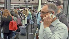 VIDEO: TSA Under Fire for Security Wait Times