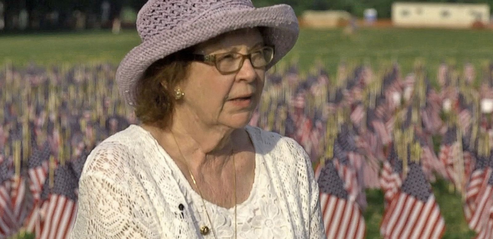 VIDEO: 10,000 Flags to Commemorate Our Nation's Heroes