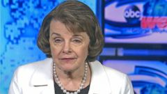VIDEO: Sen. Dianne Feinstein on 2016 Presidential Race