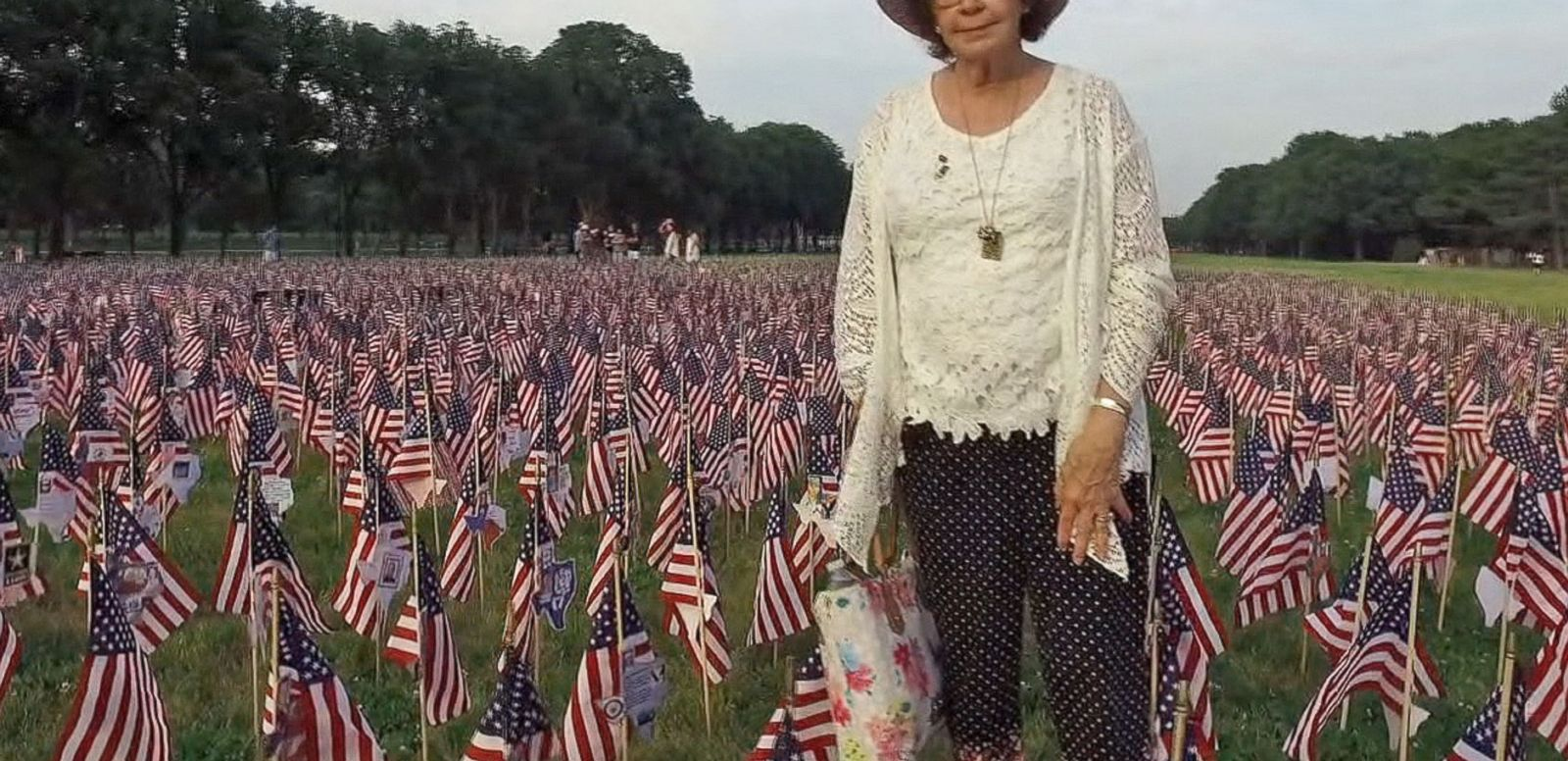 VIDEO: Honoring our Fallen Soldiers with 10,000 Flags