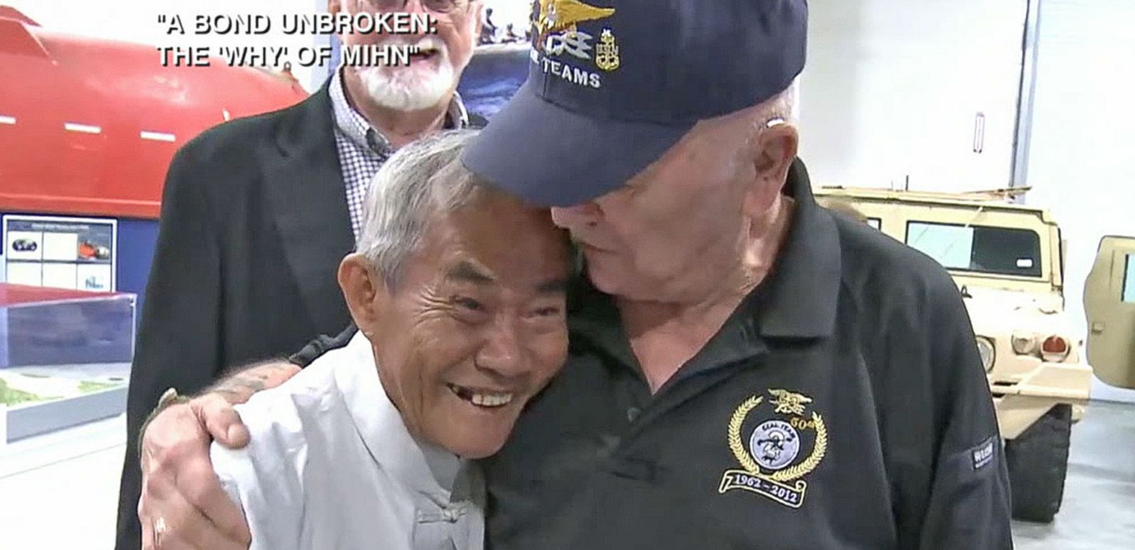 VIDEO: Navy SEALs Give Back to Vietnam Combat Interpreter