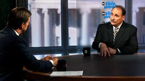 "Senior White House Adviser David Axelrod appears on ABCs ""This Week"""