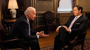 "ABCs Jake Tapper interviews Vice President Joe Biden on ""This Week"""