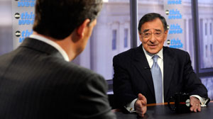 CIA Director Leon Panetta on ABCs This Week