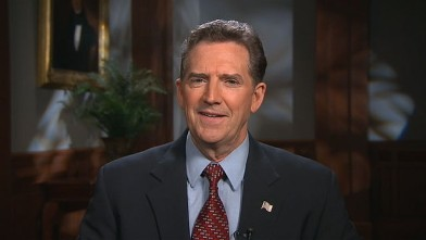 "PHOTO:Senator Jim DeMint (R-SC) is interviewed on ""This Week."""