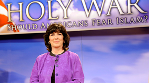 "PHOTO ""This Week with Christiane Amanpour"" will be hosting a special town hall debate."