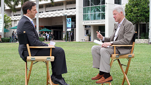 Bill Clinton appears on This Week, April 18, 2010.
