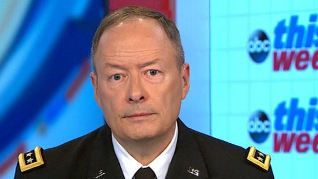 VIDEO: This Week Exclusive Interview: Gen. Keith Alexander