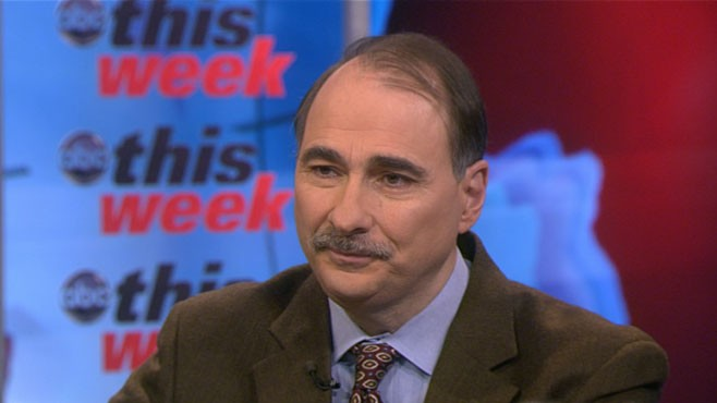 VIDEO: David Axelrod on This Week