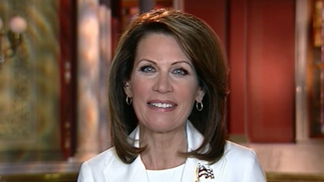 VIDEO: Michele Bachmann says campaign will continue after Iowa.