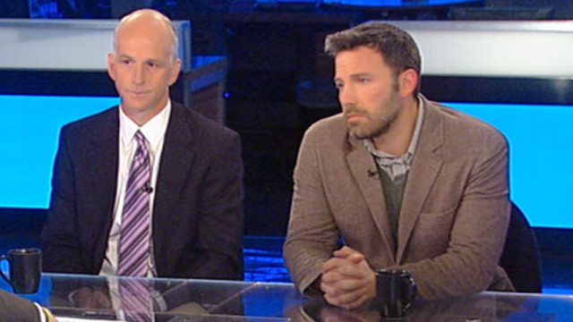 VIDEO: Ben Affleck and Rep. Adam Smith discuss renewed violence in Central Africa.