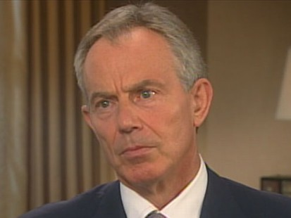 "VIDEO: Tony Blair on ""This Week"""
