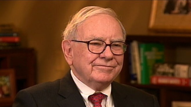 "VIDEO: Warren Buffett on ""This Week"""