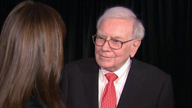 VIDEO: Warren Buffet This Week Interview