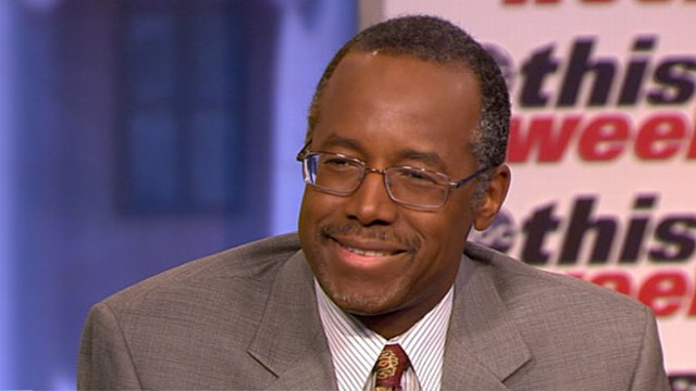 VIDEO: Dr. Ben Carson discusses his recent remarks at the National Prayer Breakfast.