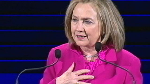 """VIDEO: The """"This Week"""" roundtable on Clintons presidential prospects."""