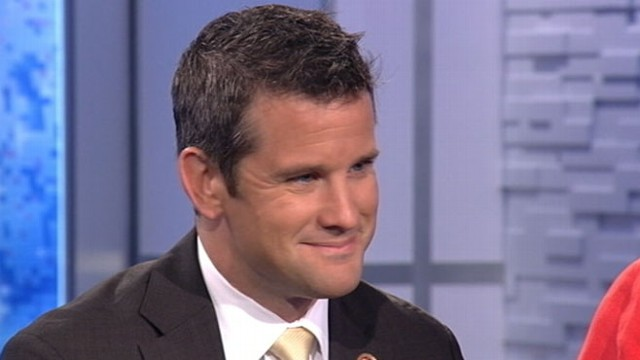 VIDEO: Rep. Adam Kinzinger: Obama has Trust Deficit With Congress