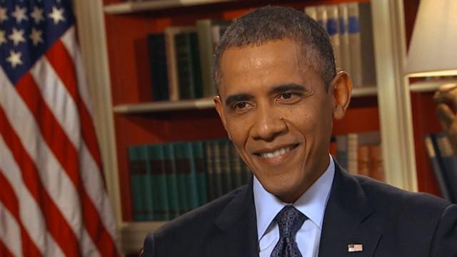VIDEO: President Barack Obama on the 2016 Presidential Race