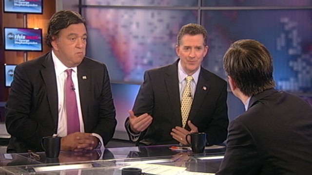 VIDEO: Bill Richardson Discusses Syria During This Week Roundtable