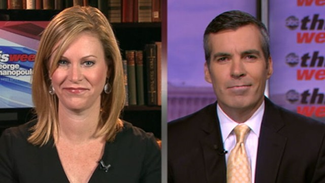 VIDEO: Senior Obama and Romney campaign advisers on this weeks political battles.