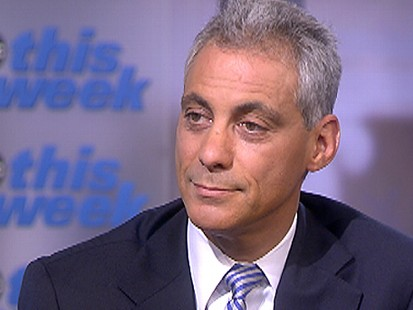 Interview With Rahm Emanuel