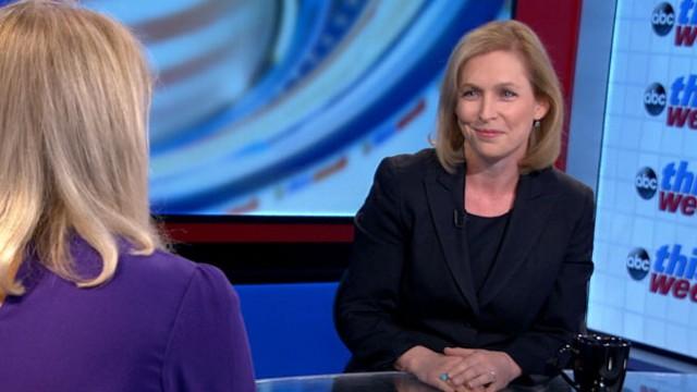 VIDEO: This Week: Sen. Kirsten Gillibrand