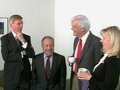 VIDEO: Powerhouse Roundtable: George Will, Liz Cheney, Al Hunt, Judy Woodruff and Robert Reich