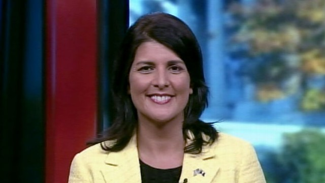 VIDEO: Interview With Governor Nikki Haley