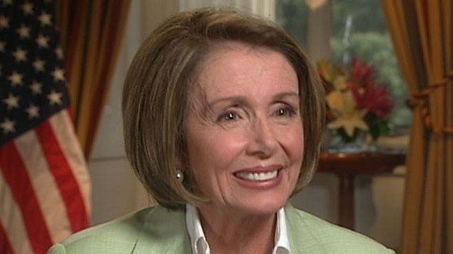 """VIDEO: House Speaker Nancy Pelosi sits down with Christiane Amanpour on """"This Week."""""""