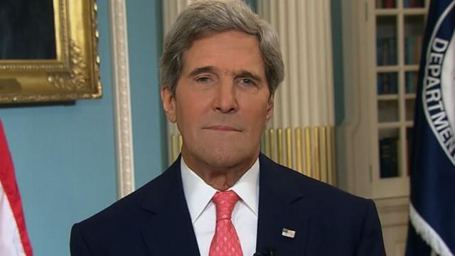 VIDEO: John Kerry on This Week