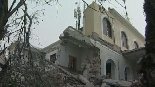VIDEO: Saif Gadhafis Son Dies in NATO Bombing