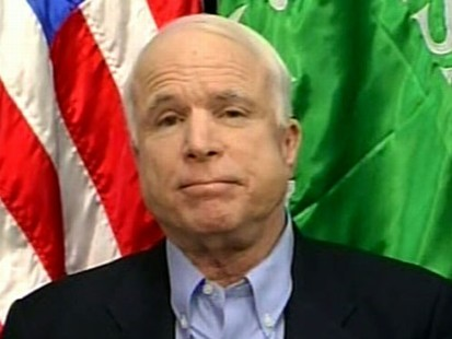 VIDEO: Sen. John McCain joins ABCs Jake Tapper from Afghanistan.