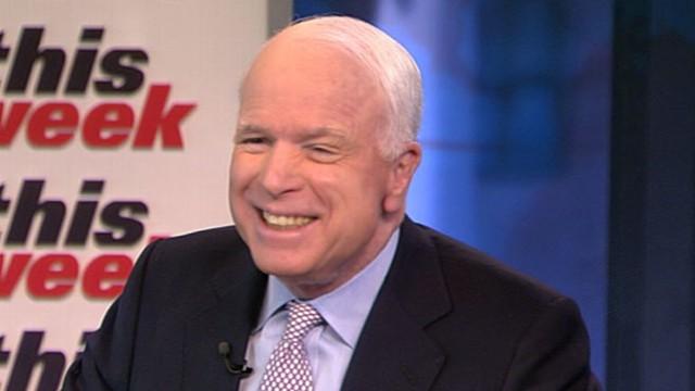 VIDEO: Sen. John McCain This Week Interview