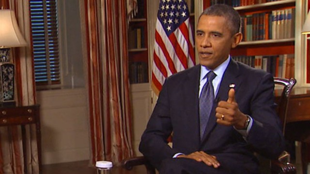 VIDEO: This Week Exclusive: President Obama on Syria