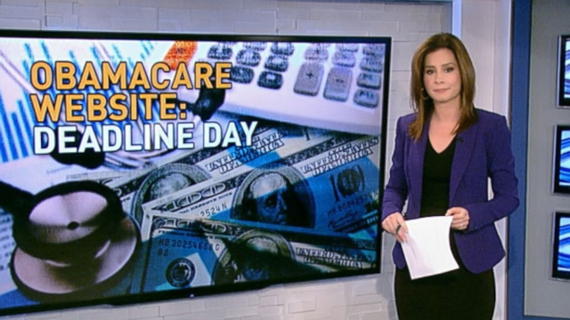 VIDEO: This Week: Obamacare Deadline Day
